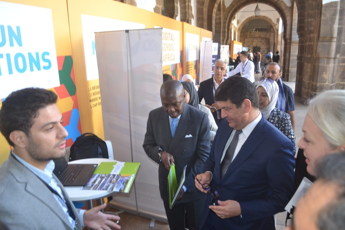 ECOSUN Innovations au salon Future in Africa