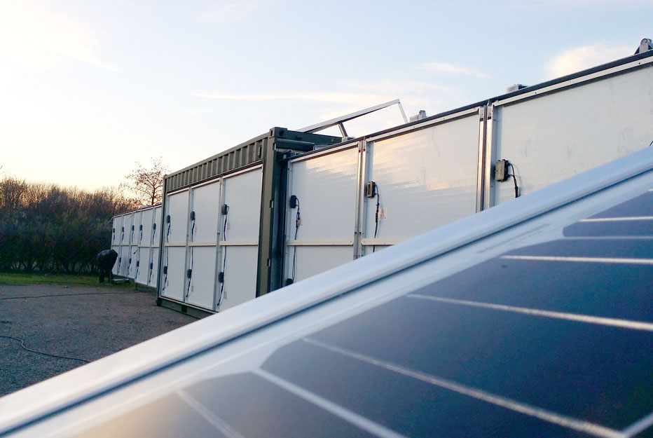 Solarcontainers