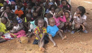 Humanitärer Einsatz
