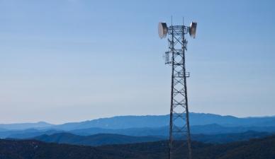 télécommunications antenne mobile solaire