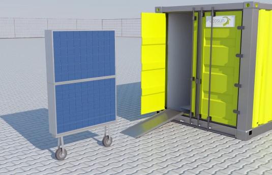 Contentor solar Mobil-Grid®