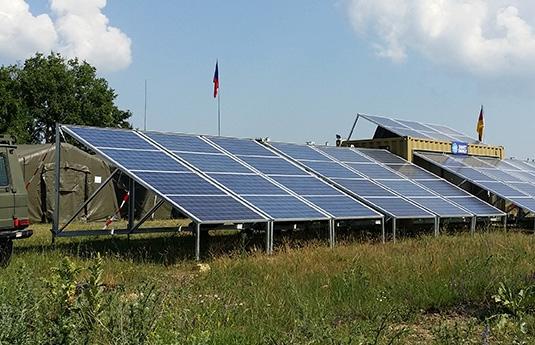 الحاوية الشمسية MOBIL WATT®