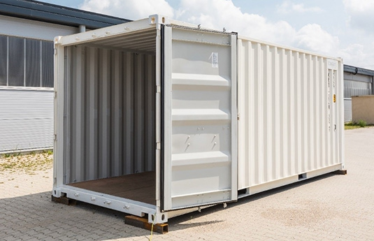 container solaire