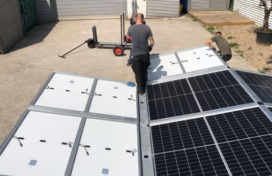 mobil-grid 500+ ecosun innovations
