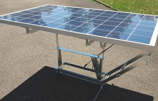 Solar-Bausatz Mobil-Kit®