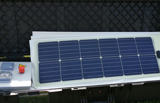 Rescue-Watt® valise solaire