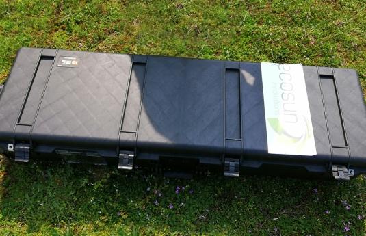 Rescue-Watt® valise photovoltaïque