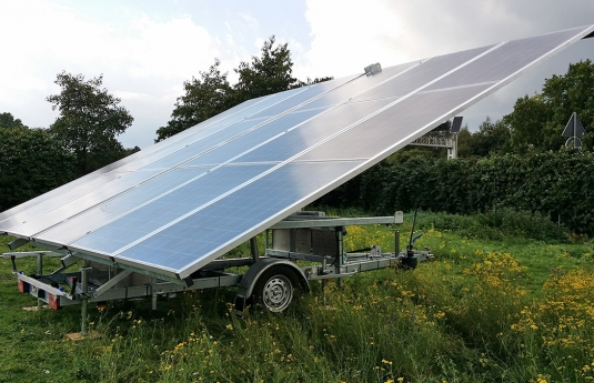 Reboque solar Trailer-Watt®