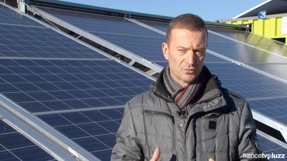 Reportage France 3 centrale solaire mobile