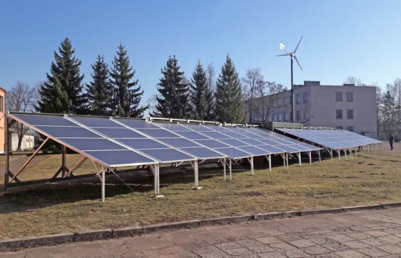solar generator hybrid wind turbine