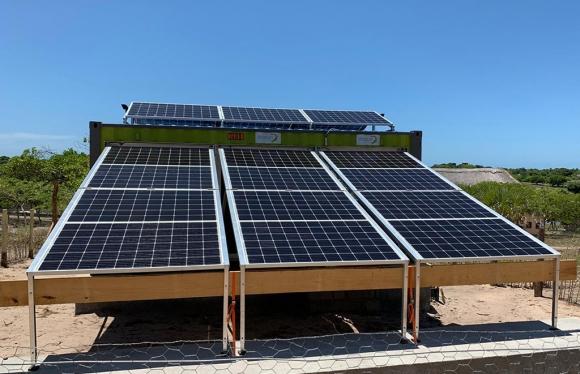 Solarcontainer Mobil-Watt®