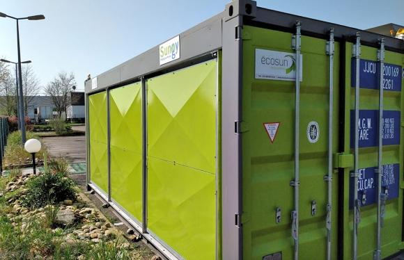 contenedor solar Mobil-Watt®