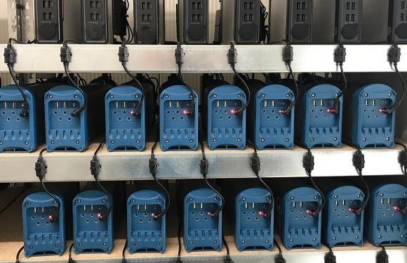 solar generator batteries
